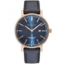 ساعت مچی عقربه ای مردانه گنت مدل GW006007