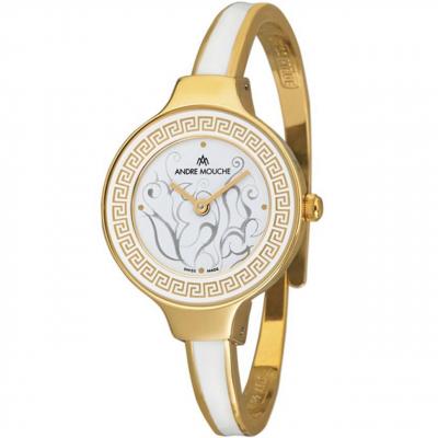 ساعت مچی عقربه ای زنانه آندره موشه مدل 01101-412