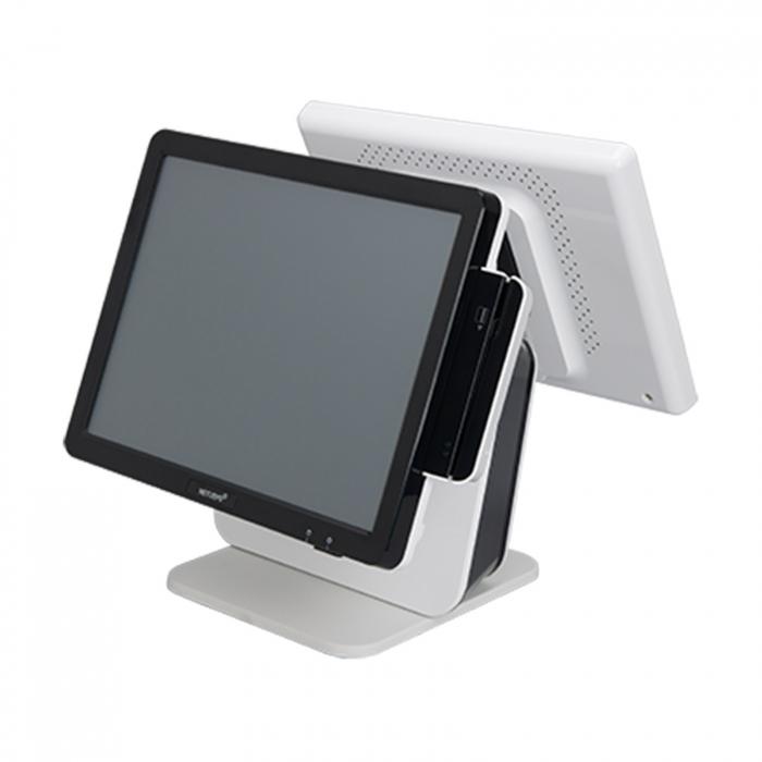 صندوق فروشگاهی POS لمسی 15 اینچ اوکی پوز مدل ZED-5