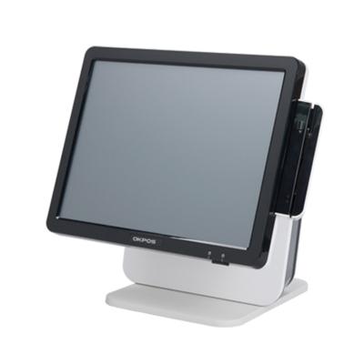 صندوق فروشگاهی POS لمسی 15 اینچ اوکی پوز مدل ZED-5 (سفید)