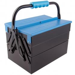 جعبه ابزار اکتیو AC6303MT (مشکی - آبی)