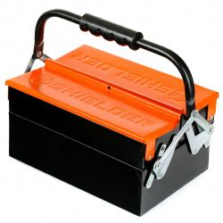 جعبه ابزار شیلدر مدل SH302 (مشکی - نارنجی)