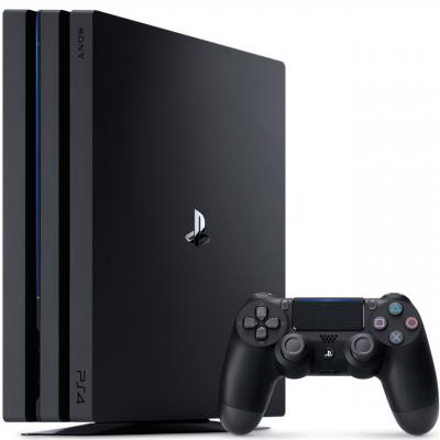کنسول بازی سونی مدل Playstation 4 Pro کد CUH-7016B Region 2 - ظرفیت 1 ترابایت