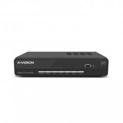 گیرنده تلویزیون دیجیتال ایکس ویژن مدل XDVB-201