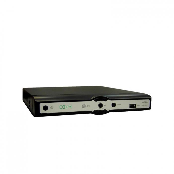 گیرنده تلویزیون دیجیتال سیم ویو HD 7802 DVB-T