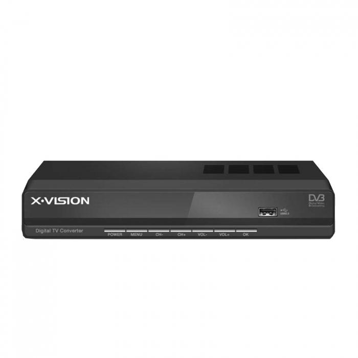 گیرنده تلویزیون دیجیتال ایکس ویژن XDVB-232